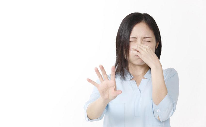 歯みがきしても口臭が消えないのは腸内環境が原因!?