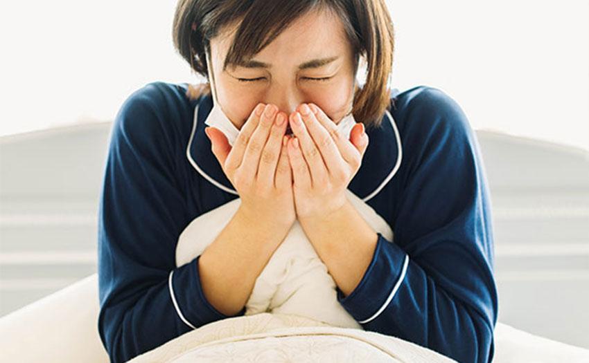 夏の終わりも要注意!秋の花粉症とアレルギーについて